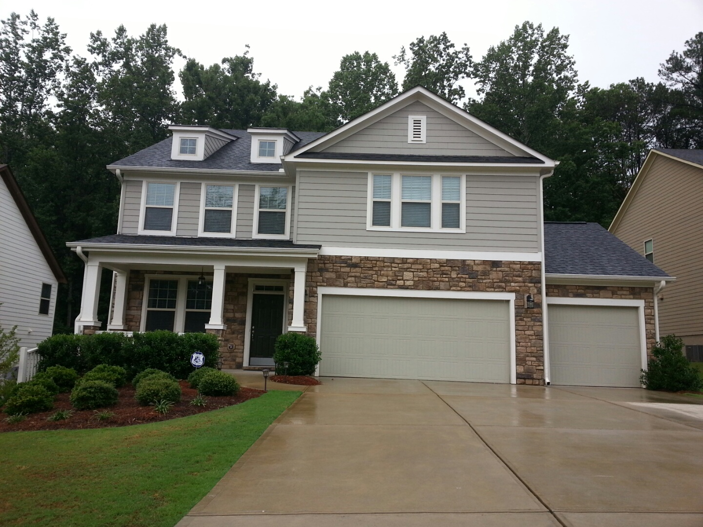 5BR/4BA/3Garage House for Rent in North Gwinnett HS